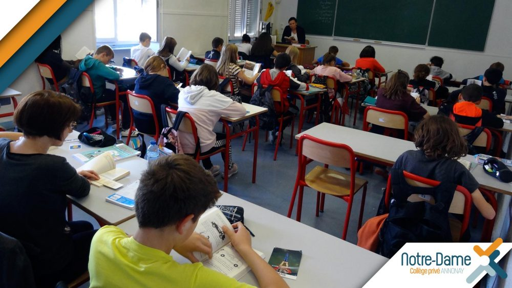 Collège Privé Notre Dame Annonay 07 Ardèche